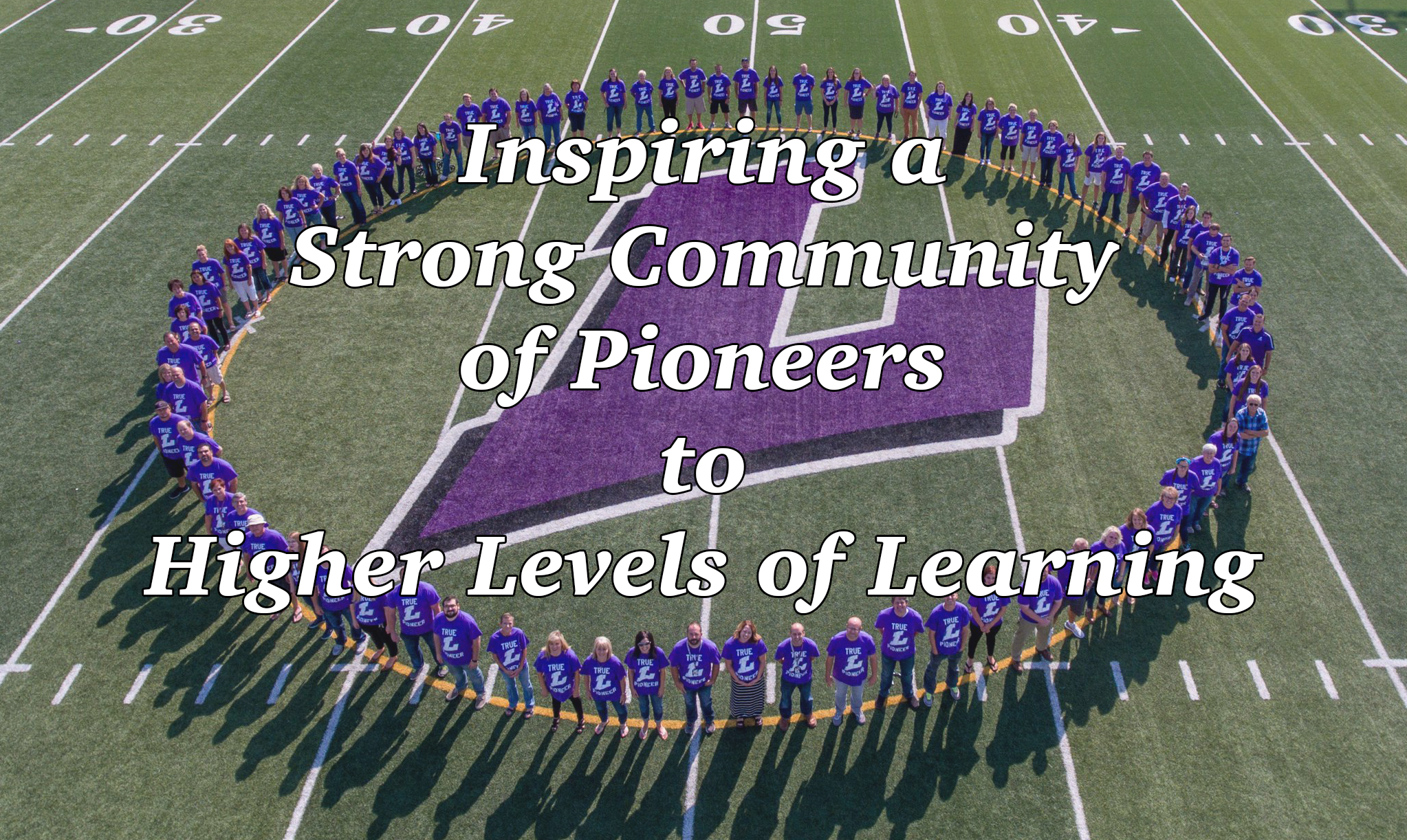 Lehi High School Inspiring A Strong Community Of