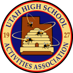 UHSAA circle LOGO color